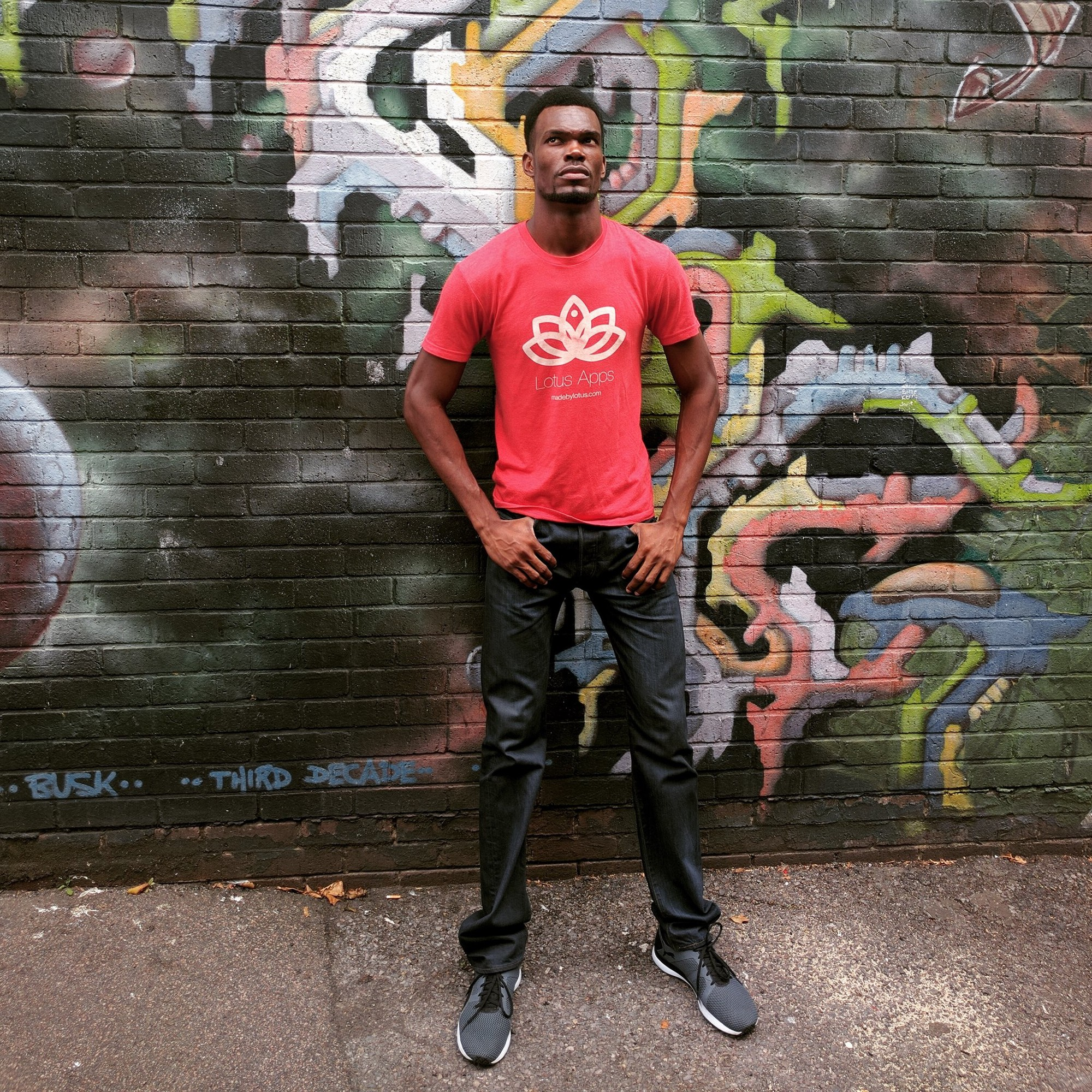 Lotus App T-Shirts, Marketing